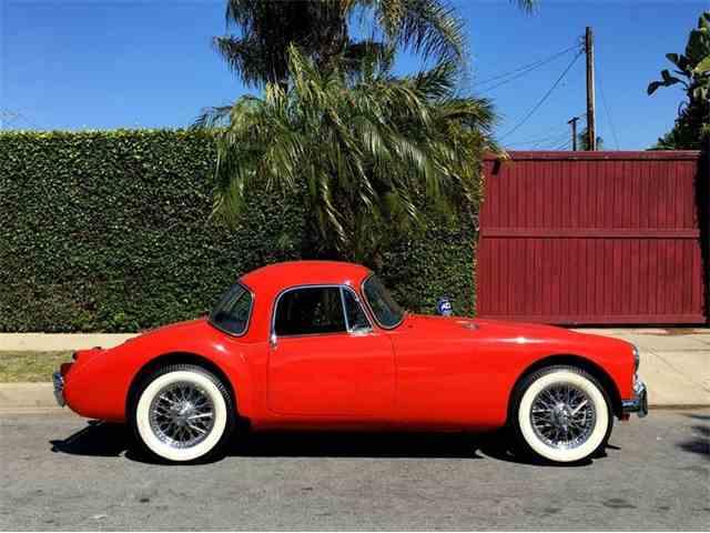1957 MG MGA | 965002