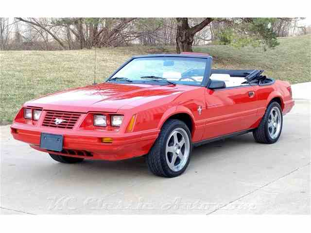 1983 Ford Mustang | 965011