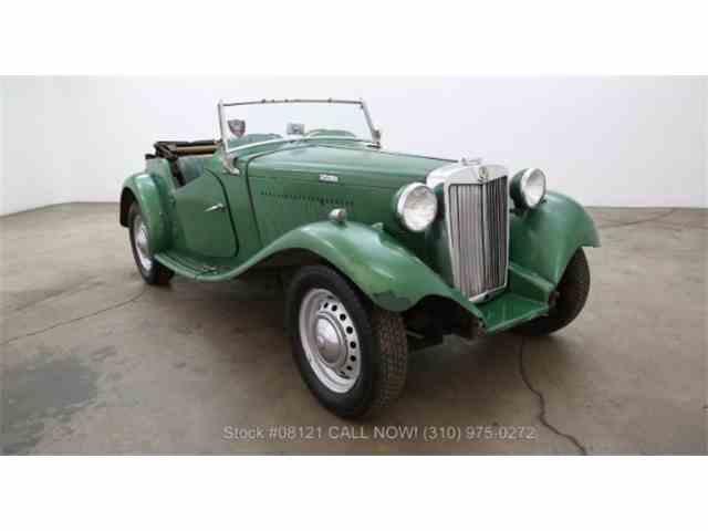 1953 MG TD | 965015
