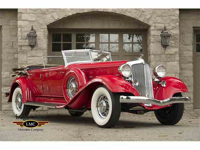 1933 Chrysler Imperial | 965017