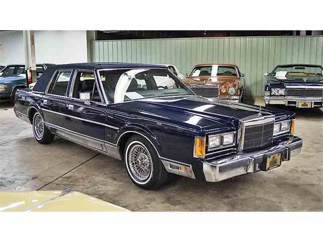 1989 Lincoln Town Car | 960502