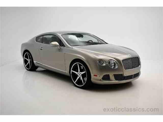 2012 Bentley Continental | 965021