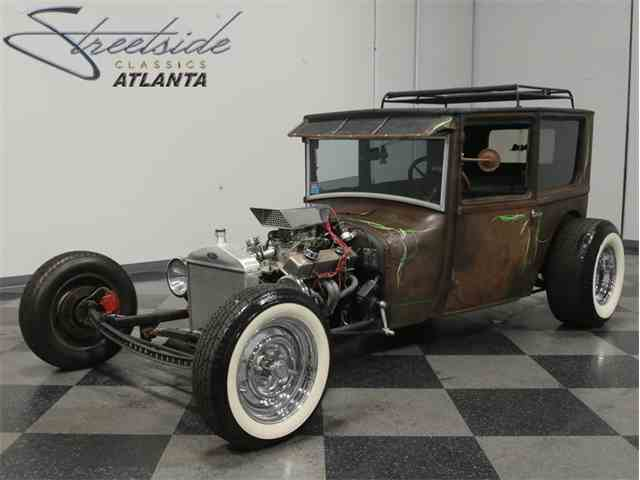 1926 Ford Rat Rod Sedan | 965032