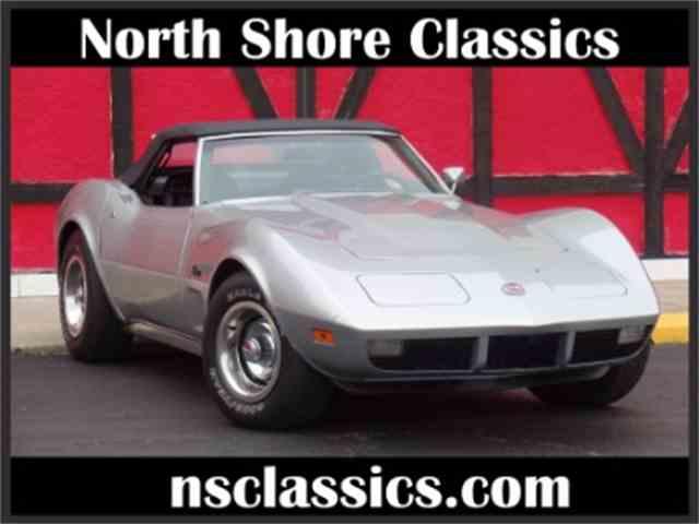 1974 Chevrolet Corvette | 965036
