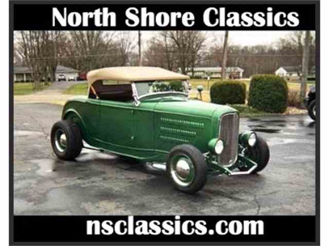 1932 Ford Roadster | 965039