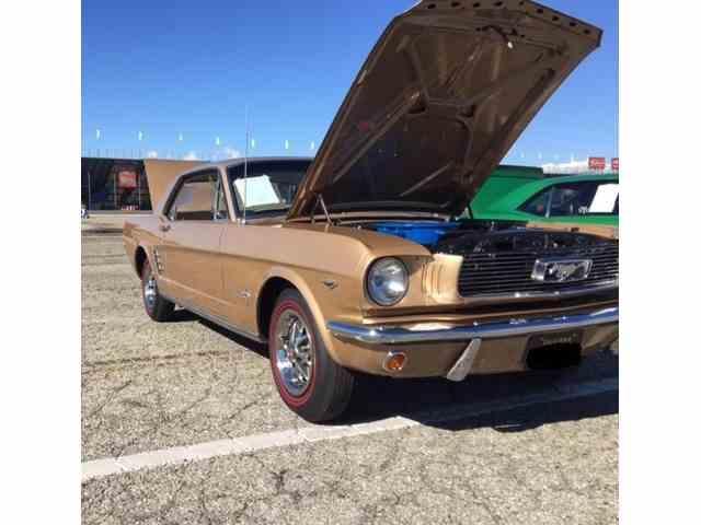 1966 Ford Mustang | 965044