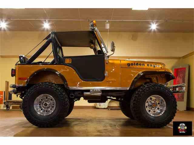 1977 Jeep CJ5 | 965047