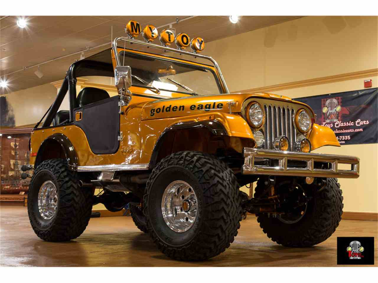 1977 jeep cj for sale cc 965047. Black Bedroom Furniture Sets. Home Design Ideas