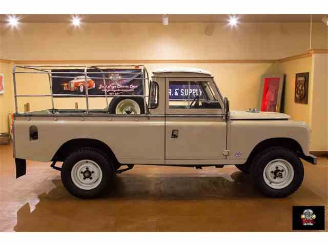 1975 Land Rover Series IIA | 965048