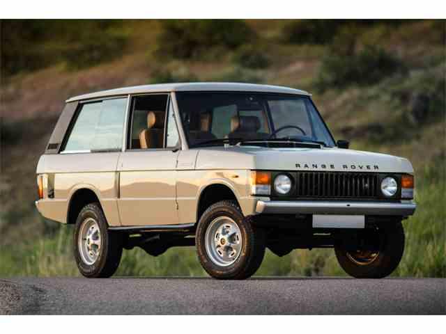 1979 Land Rover Range Rover | 965050
