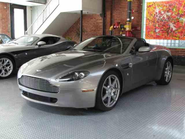 2008 Aston Martin Vantage | 965057