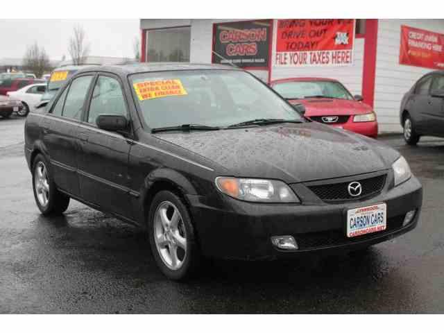 2002 Mazda Protege | 965058