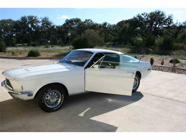 1968 Ford Mustang | 965077