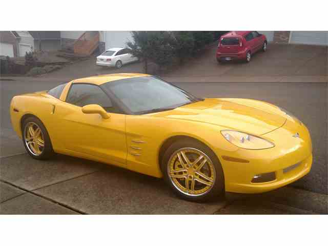 2004 to 2006 chevrolet corvette for sale on classiccars. Black Bedroom Furniture Sets. Home Design Ideas