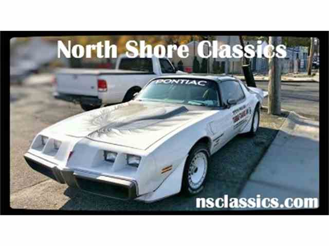 1980 Pontiac Firebird Trans Am | 965088
