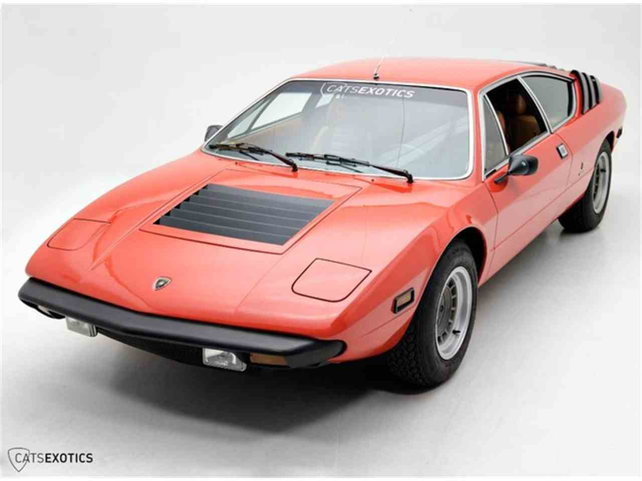 classic lamborghini for sale on classiccars - 77 available