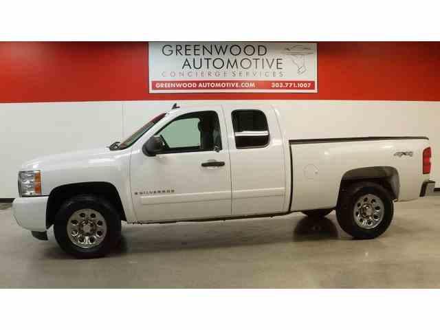 2007 Chevrolet Silverado | 960051