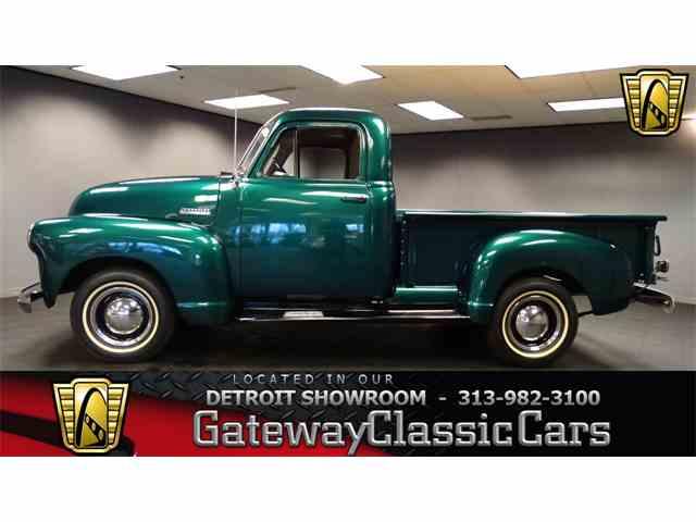 1951 Chevrolet 3100 | 965107