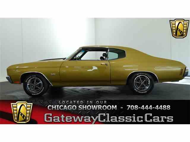 1970 Chevrolet Chevelle | 965108