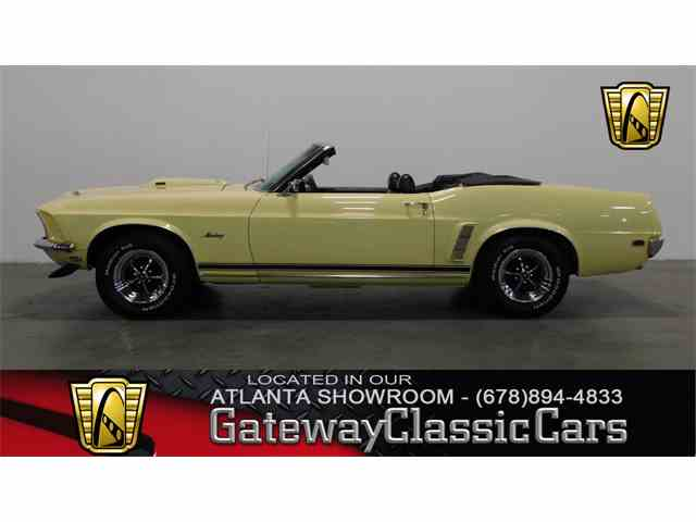 1969 Ford Mustang | 965124