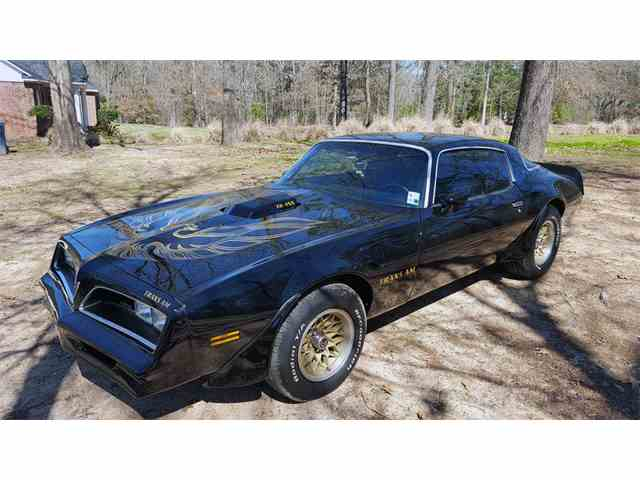 1978 Pontiac Firebird Trans Am | 965125
