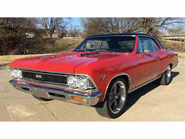 1966 Chevrolet Chevelle | 965138