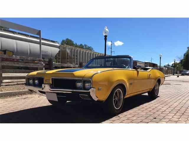 1969 Oldsmobile 442 | 965139