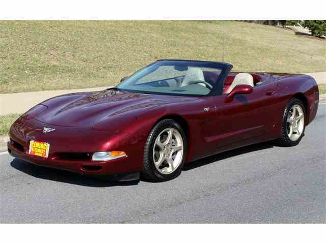 2003 Chevrolet Corvette   965150