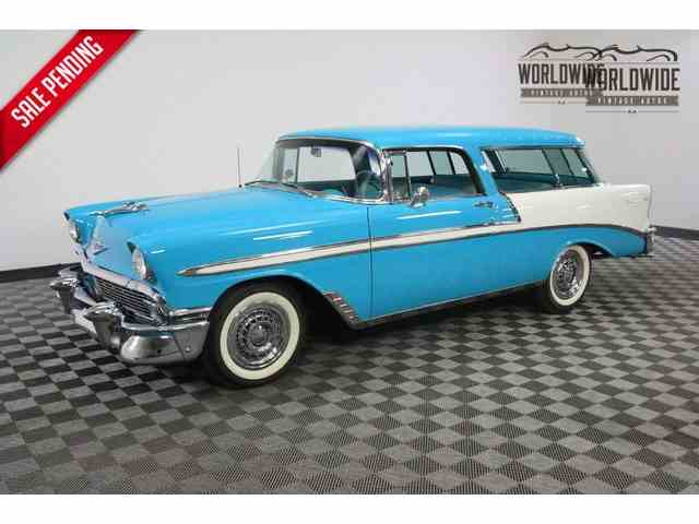 1956 Chevrolet Bel Air Nomad | 965159