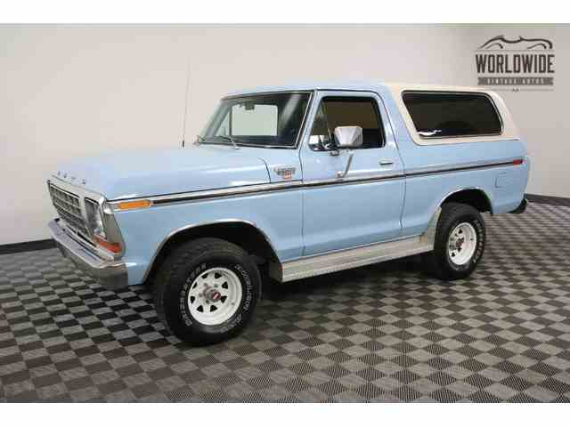 1979 Ford Bronco | 965161