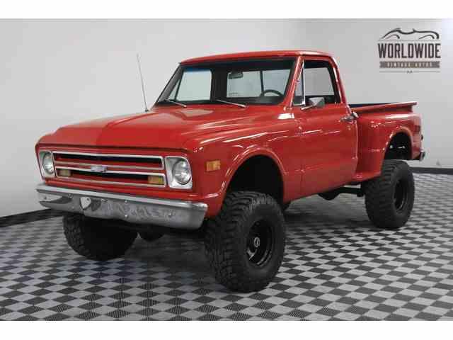 1968 Chevrolet Pickup | 965165