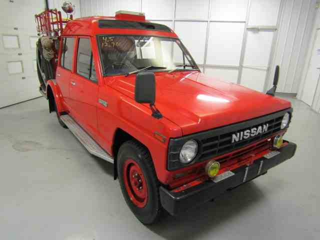 1985 Nissan Safari | 965169