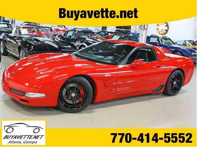 2004 Chevrolet Corvette | 965175