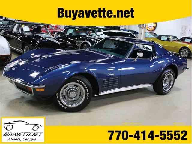 1972 Chevrolet Corvette | 965177