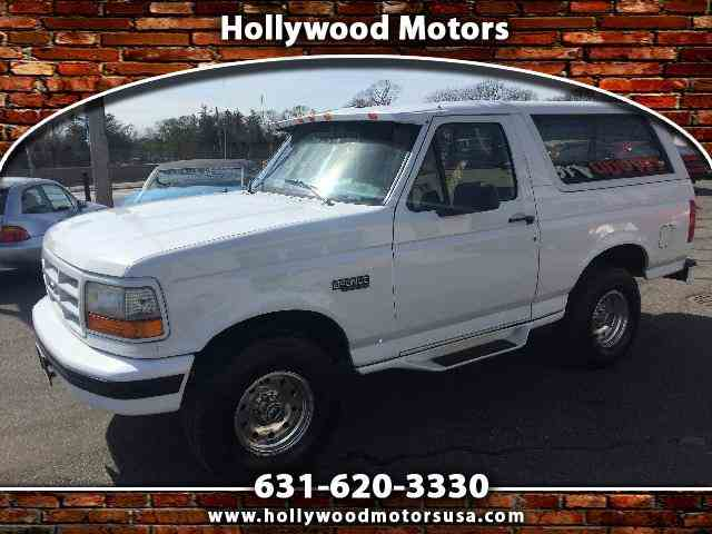 1996 Ford Bronco | 965179