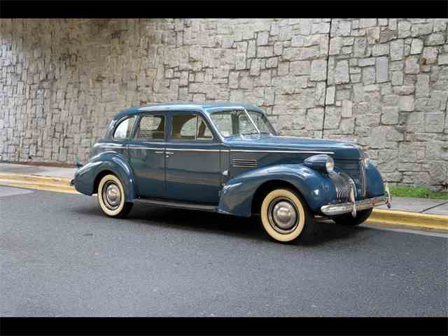 1939 Pontiac Deluxe Eight | 965182