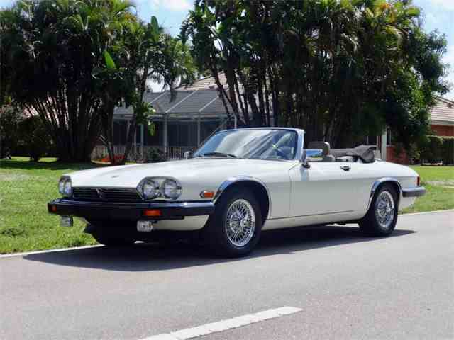 Picture of 1990 Jaguar XJS located in Delray Beach Florida Auction Vehicle - KOQN