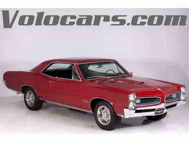 1966 Pontiac GTO | 965188