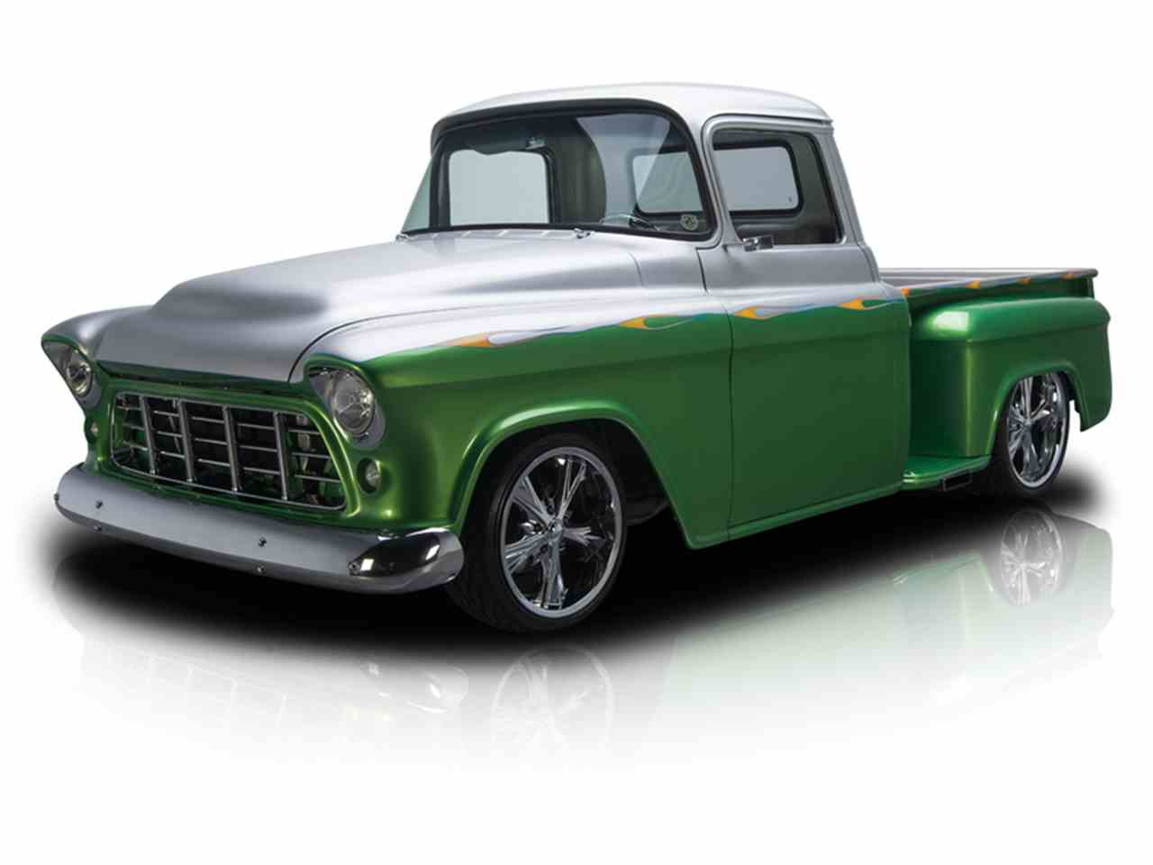 Truck 56 chevy truck : 1956 Chevrolet 3100 for Sale on ClassicCars.com
