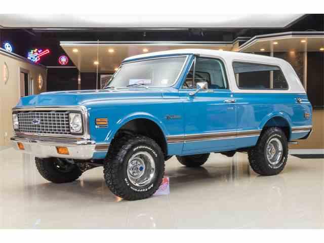 1971 Chevrolet Blazer | 965195