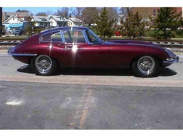 1967 Jaguar E-Type   965199