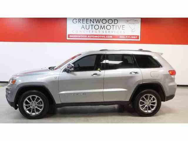 2015 Jeep Grand Cherokee | 960052