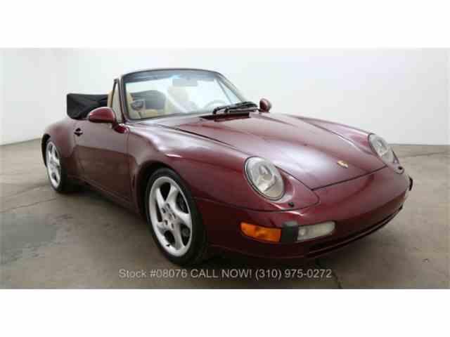 1998 Porsche 993 | 965200