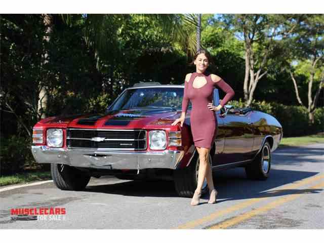 1971 Chevrolet Chevelle Malibu Convertable | 965214