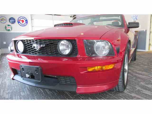 2008 Ford Mustang GT/CS (California Special) | 965219