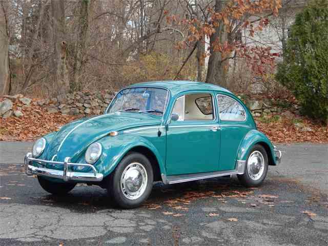 1966 Volkswagen Beetle | 965222