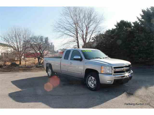 2011 Chevrolet 1500 Silverado LT | 965226