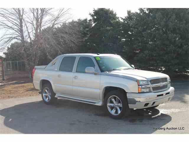 2005 Chevrolet Avalanche | 965228
