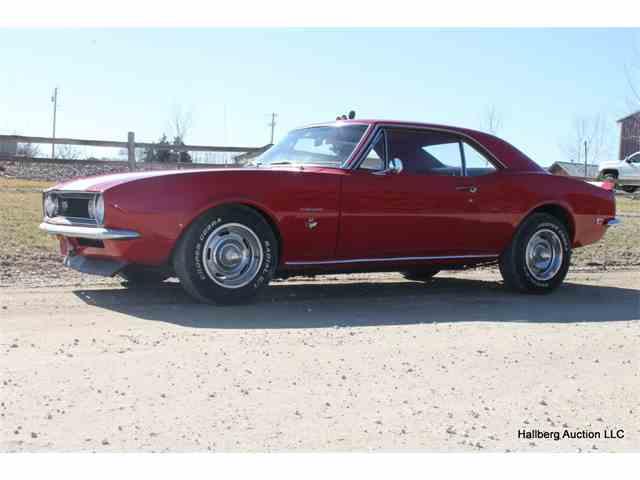 1967 Chevrolet Camaro | 965244