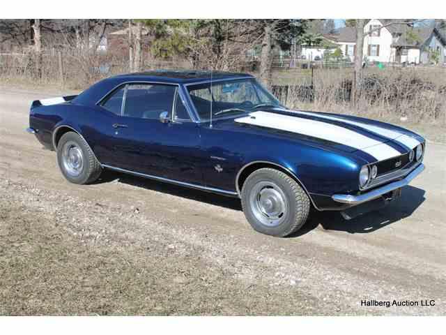 1967 Chevrolet Camaro | 965245